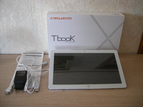 "Tablette Teclast Tbook 16 pro 11,6 "", 2 en 1 Windows 10 + Android 5.1"