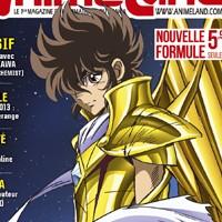 Sortie du magazine Animelande Numéro #189