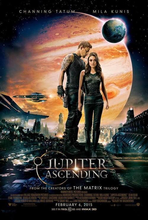 "Bonsoir a l'honneur : "" Jupiter : Ascending """