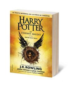 Harry Potter et l'enfant Maudit (sans spoiler)