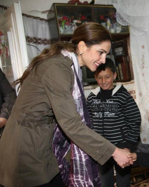 Rania et la pauvreté