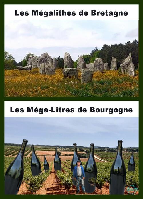 humour breton mégalithes