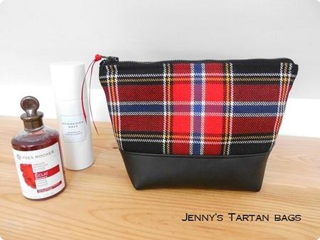 Jenny's Tartan Bags x Lady Chrystel kilts