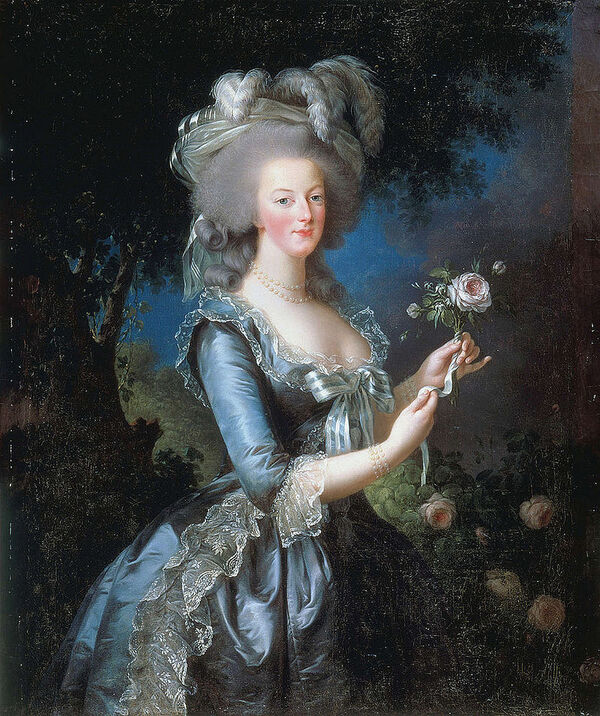 Portraits d' Elisabeth Vigée Le Brun