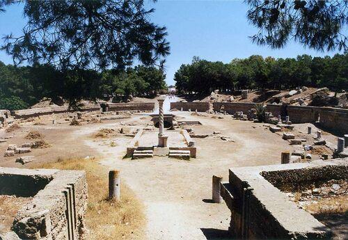 Le patrimoine mondial de l'Unesco : Carthage - Tunisie