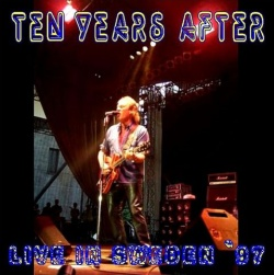 TEN YEARS AFTER - Live In Sweden '97