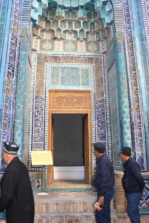 La nécropole Chab-i-Zinda à Samarcande (3)