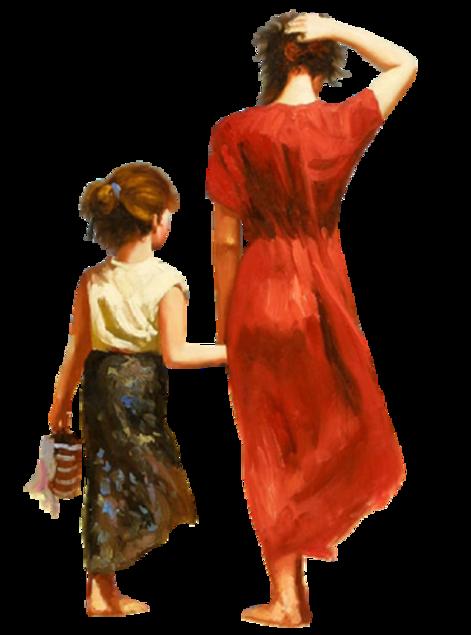 Maman Grand Coeur Série 7