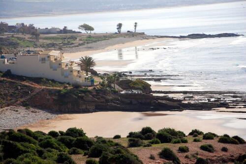 Toujours vers Taghazout