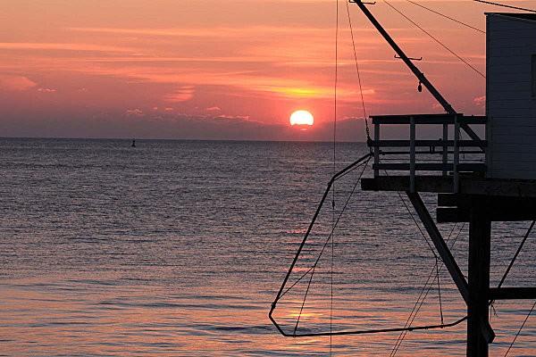 coucher de soleil à la Grande-Côte 11