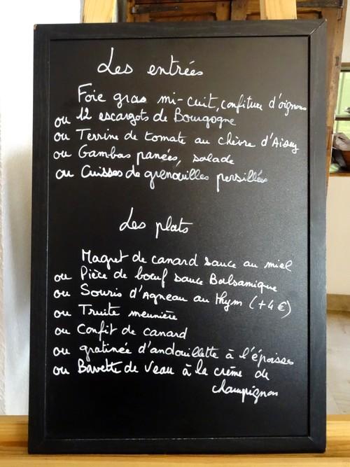 L'Hôtel du Roy à Aisey sur Seine