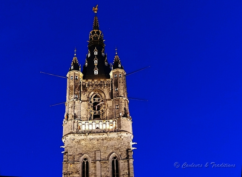Lichtfestival de Gand
