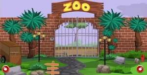 Jouer à Zoo escape