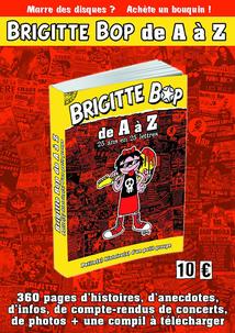 Brigitte Bop - Le bouquin des 25 ans !