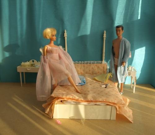 Vintage Barbie : Lovely 'n Lavender