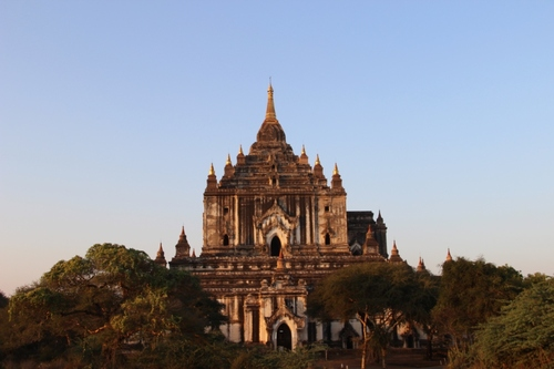 Bagan, derniers temples