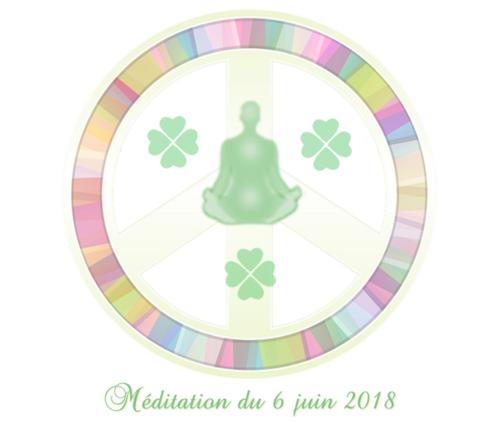 méditation du 6 juin 2018