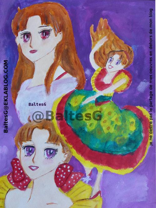 laura danseuse de flamenço