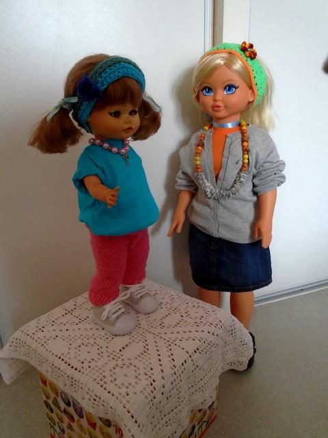 Cathy et Rosalie ce jeudi