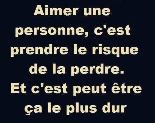 Aimer...