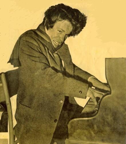 Marc pianiste énergique