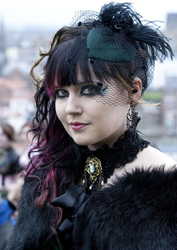 Whitby Goth Weekend festival