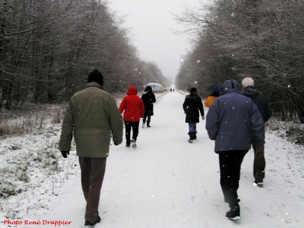 Les joies de la neige, vues par René Drappier....