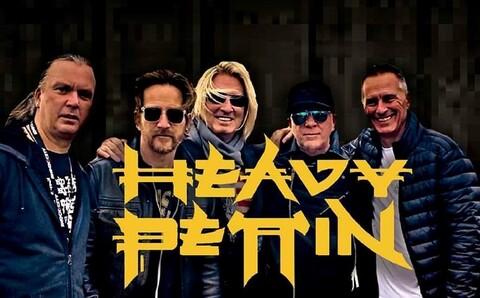 HEAVY PETTIN - Les détails de la compilation Best Of