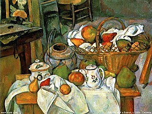 Paul Cezanne art wallpaper ml0002