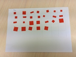 Calendrier tactile