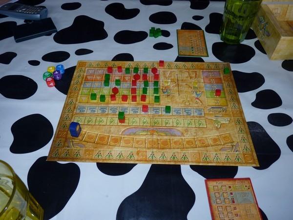 02 - Ra Dice Game