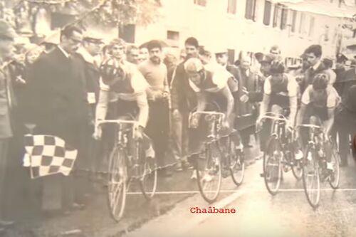 MCA cyclisme : Chaâbane Abdelkader