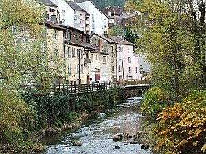 Salins-les-Bains 24910 salins-et-la-Furieuse