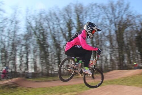 entrainement BMX Mandeure 24 mars 2018