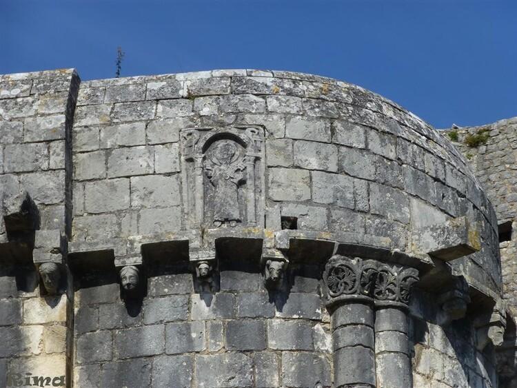 Cité médiévale de Chauvigny,