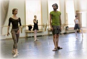 dance ballet class evgenia obratsova