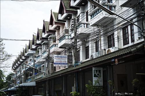 Au détour des rues Thaïlandaise