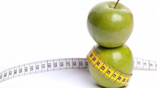 pomme-obésité