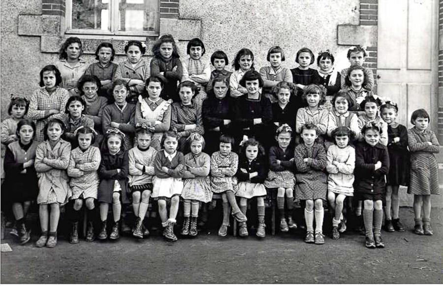 1950 -1951- Préveranges