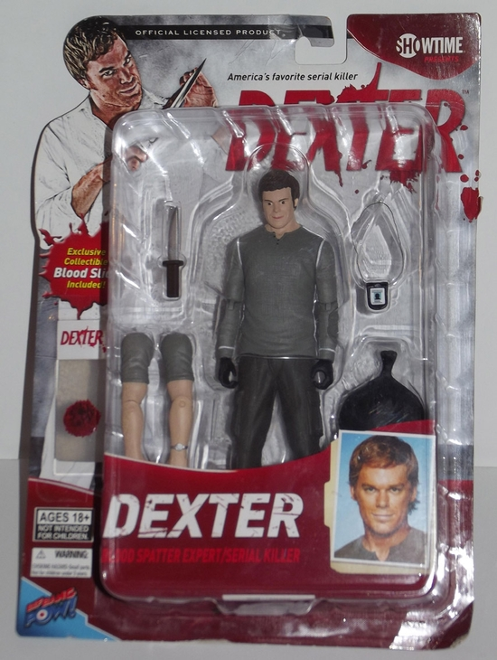 Autres collection Figurine Dexter 1