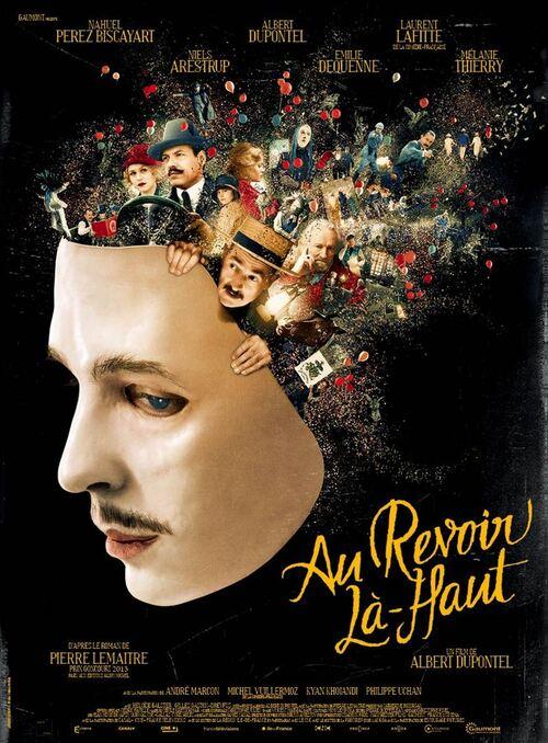 Découvrez les secrets de réalisation d'Au Revoir Là-Haut avec un second extrait du making-of. Au cinéma le 25 octobre !