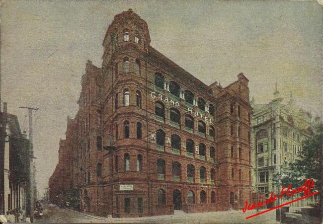 21. Du 11 au 16 janvier 1923
