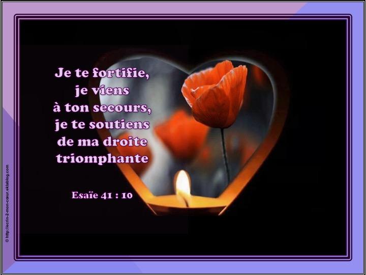 Versets du coeur 118