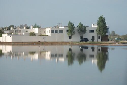 Le village de Poble de Nou