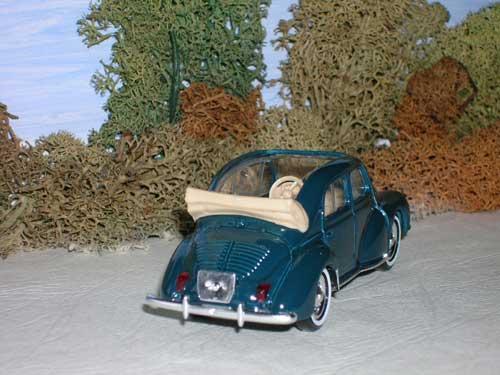 4cv découvrable 1951