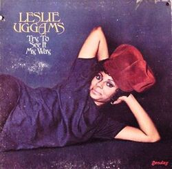 Leslie Uggams - Try To See It My Way - Complete LP