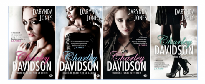 Charley Davidson de Darynda Jones ---- Ma chronique