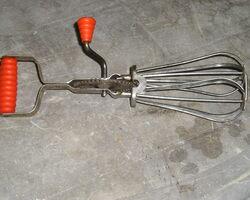 Fouet mécanique semi ancien