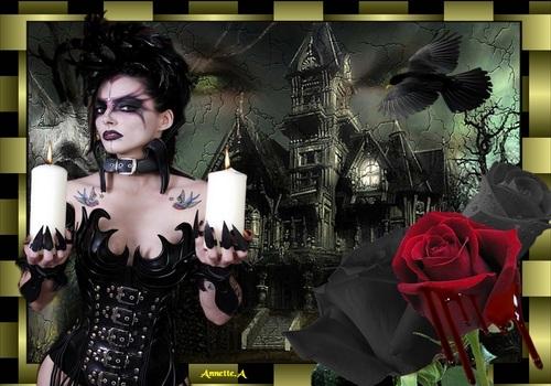 Mes Créations Gothiques