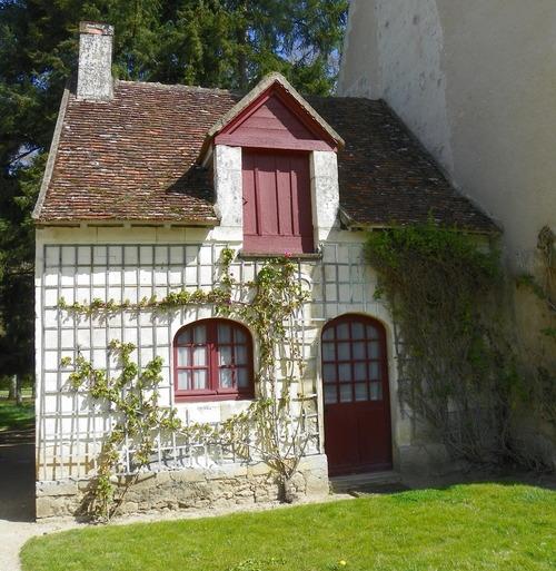 Le château de Chenonceau ( 3 )